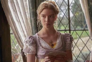 "Anya Taylor Joy in ""Emma"""