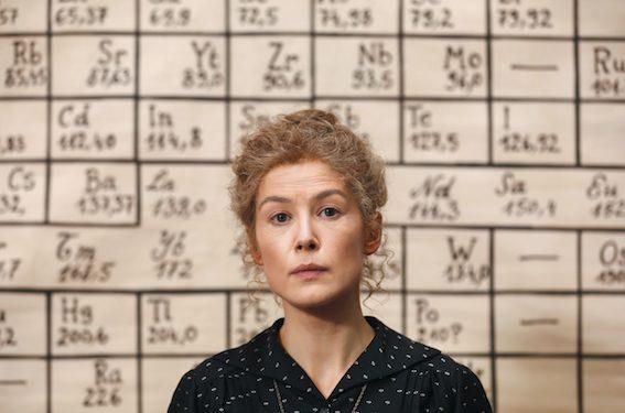 Die besten Filme: Marie Curie - Elemente des Lebens