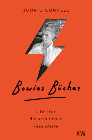 """Buchcover """"Bowie's Bücher"""" von John O'Connell"""