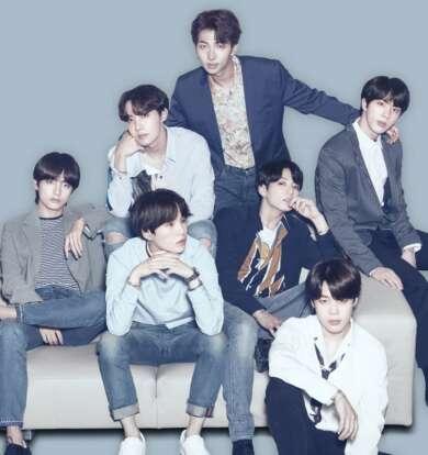 Die K-Pop-Band BTS kündigen eine neue Single für August an