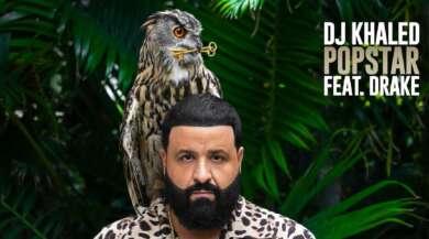 """Drake und DJ Khaled bringen """"Popstar"""" und """"Greece"""" heraus."""
