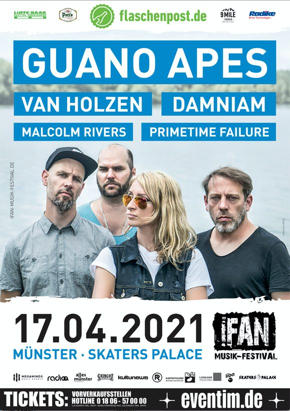 iFAN Musik-Festival im April 2021.