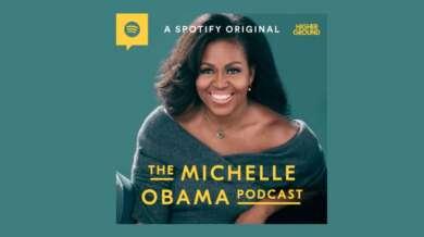 Der Michelle Obama Podcast auf Spotify