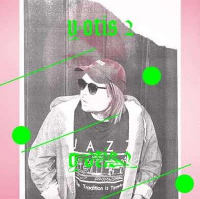 Otis Sandsjoe Y-Otis 2 Albumcover