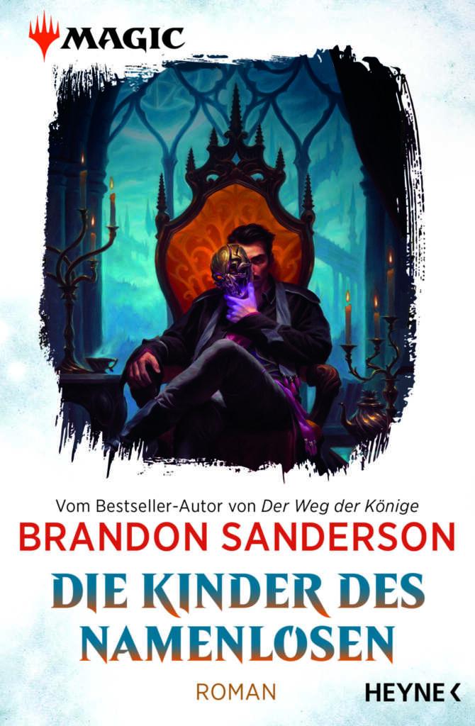 """cover """"Die Kinder der Namenlosen"""" von Brandon Sanderson"""