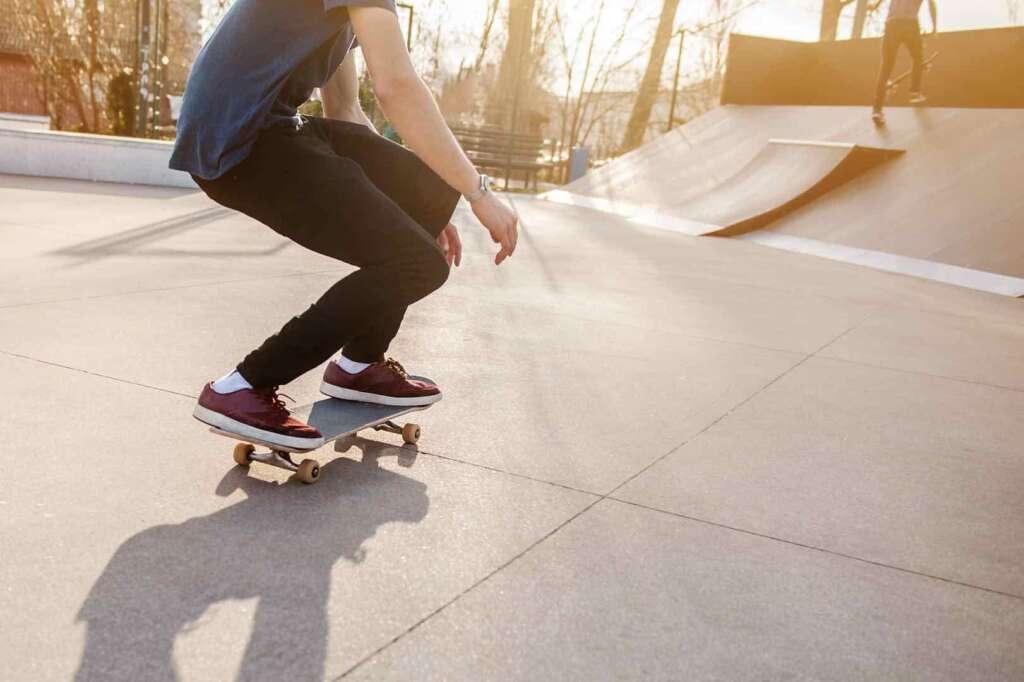 Skaten wurde zur Subkultur