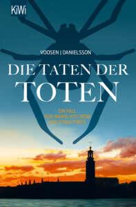 """Beste Krimis im Juli 2020 """"Die Rache der Toten"""" von Voosen / Danielsson"""