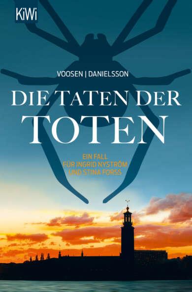 """Cover zu """"Die Taten der Toten"""" von Voosen Danielsson"""