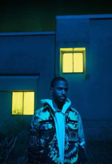 """Big Sean veröffentlicht neue Single """"Deep Reverence""""."""