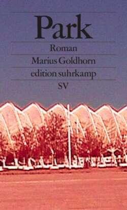 Marius Goldhorn Park Cover