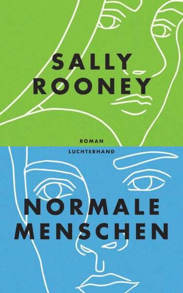Die besten Bücher 2020 Sally Rooney Normale Menschen Cover