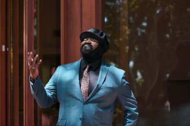 Gregory Porter All rise Promofoto