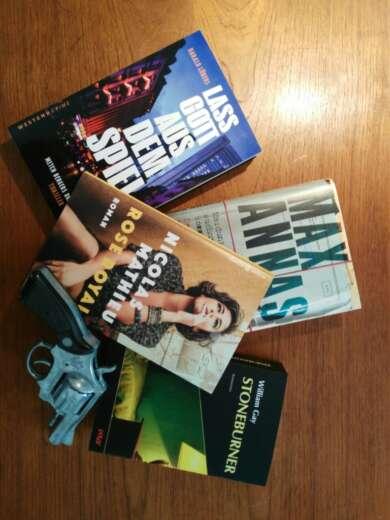 Die besten Krimis 2020: Vier Empfehlungen für den September