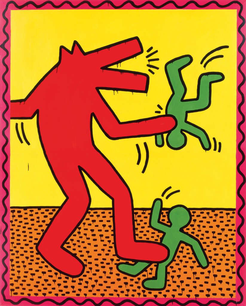 Keith Haring Museum Folkwang