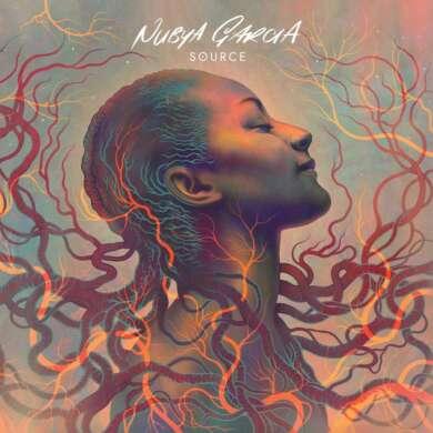 Nubya Garcia Source Albumcover