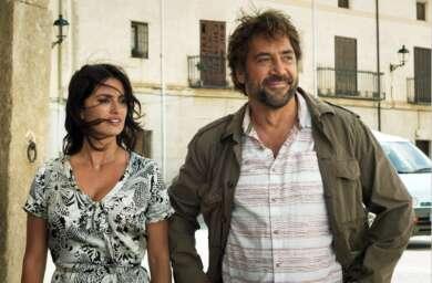 """Penélope Cruz und Javier Bardem in """"Offenes Geheimnis"""""""