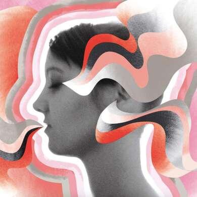 Sophie Hunger Halluzinationen Albumcover Unser Platz eins der September-Ausgabe der besten Alben 2020