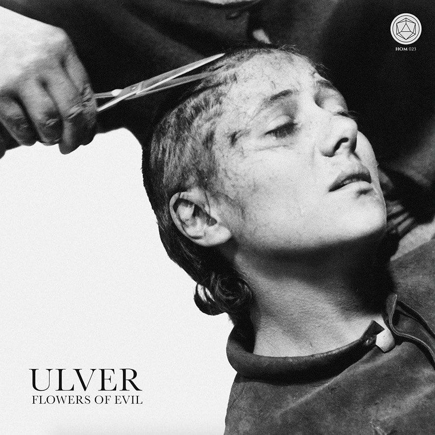 Ulver Flowers of Evil Albumcover