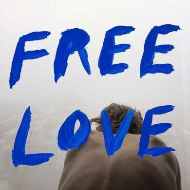 Sylvan Esso Free Love Cover