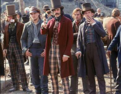 "Martin Scorsese ""Gangs of New York"""