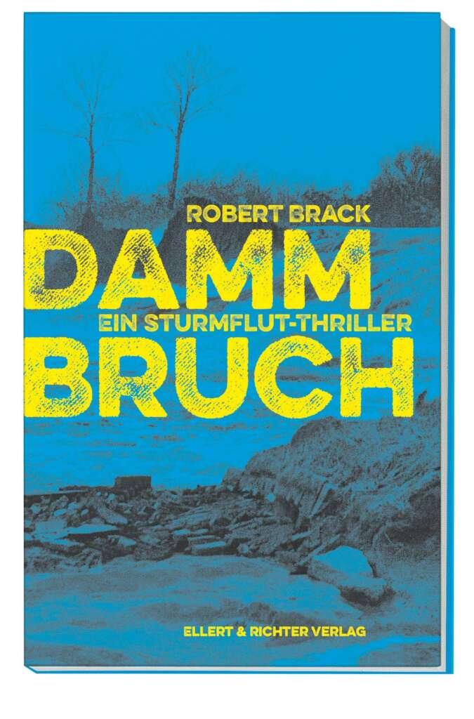 """Buchcover """"Dammbruch"""" von Robert Brack"""