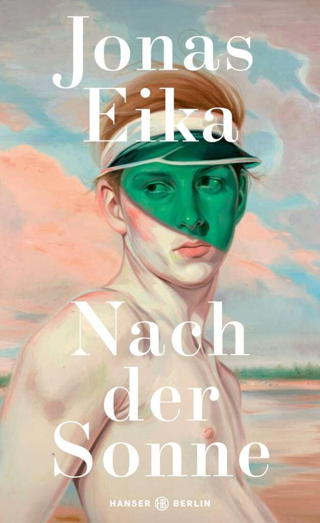 """Buchcover """"Nach der Sonne"""" von Jonas Eika"""