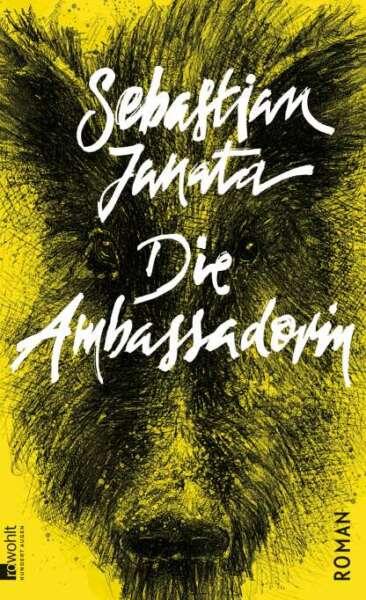 """Cover von """"Die Ambassadorin"""" von Sebastian Janata"""