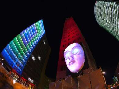 "Jan Isings ""Faces of Düsseldorf"" beim Düsseldorf Festival 2020"