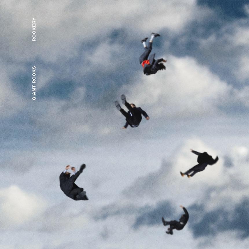 Giant Rooks Rookery Albumcover