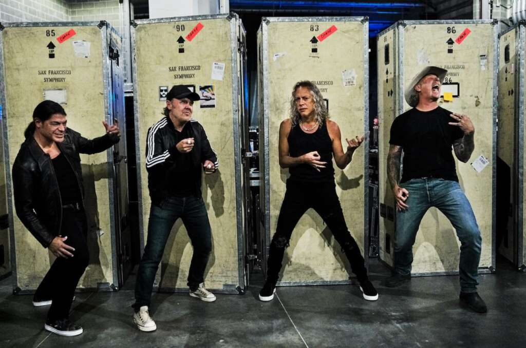 Metallica 2020