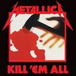Metallica Kill 'em all Albumcover
