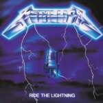 Metallica Ride the Lightning Albumcover