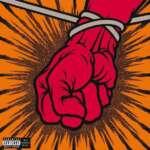 Metallica St. Anger Albumcover