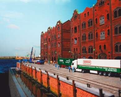 Das Miniatur Wunderland in Hamburg ist die beliebteste Sehenswürdigkeit Deutschlands.