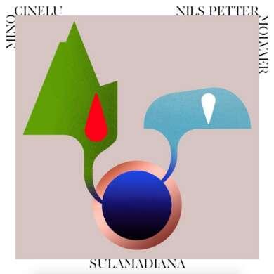 Nils Petter Molvaer & Mino Cinelu SulaMadiana Albumcover