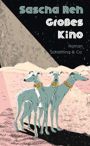 "Cover ""Großes Kino"" von Sascha Reh"