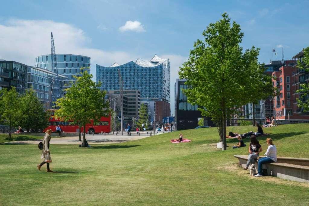 Sandtorpark HafenCity