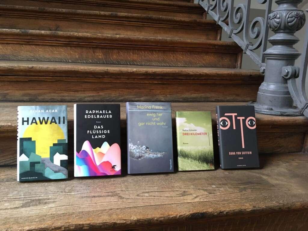 Doppelfeld Preis 2020 Literaturhaus MünchenDie Shortlist 2020