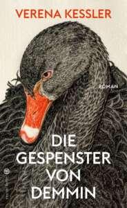 """Buchcover """"Die Gespenster von Demmin"""" von Verena Keßler"""