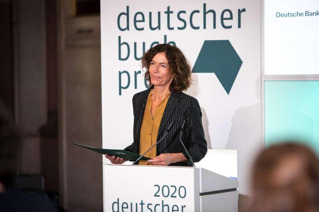 Anne Weber Deutscher Buchpreis Annette, ein Heldinnenepos