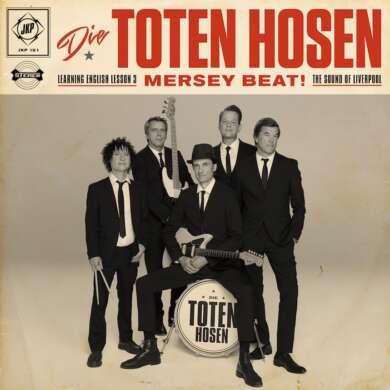 Das Cover zum neuen Alben der Toten Hosen Mersey Beat!