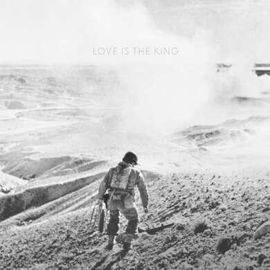 Jeff Tweedy Love is the King Albumcover