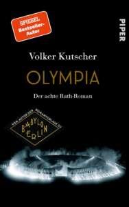 """Cover zu """"Olympia"""" von Volker Kutscher"""