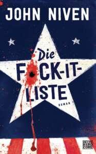 "Cover ""Die F*ch-it-Liste"" von John Niven"