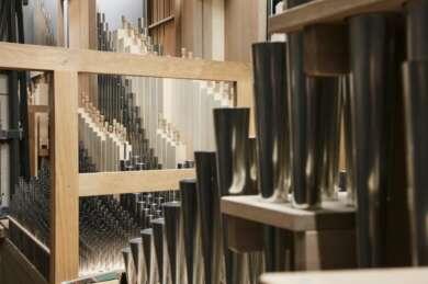 ORgel der Elbphilharmonie im Livestream