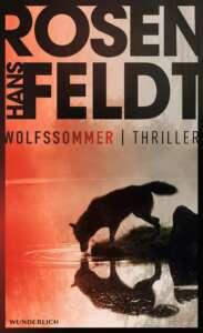 """Cover zu """"Wolfssommer"""" von Hans Rosenfeldt"""