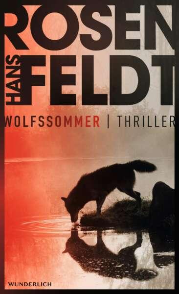 """Buchcover """"Wolfssommer"""" von Hans Rosenfeldt"""