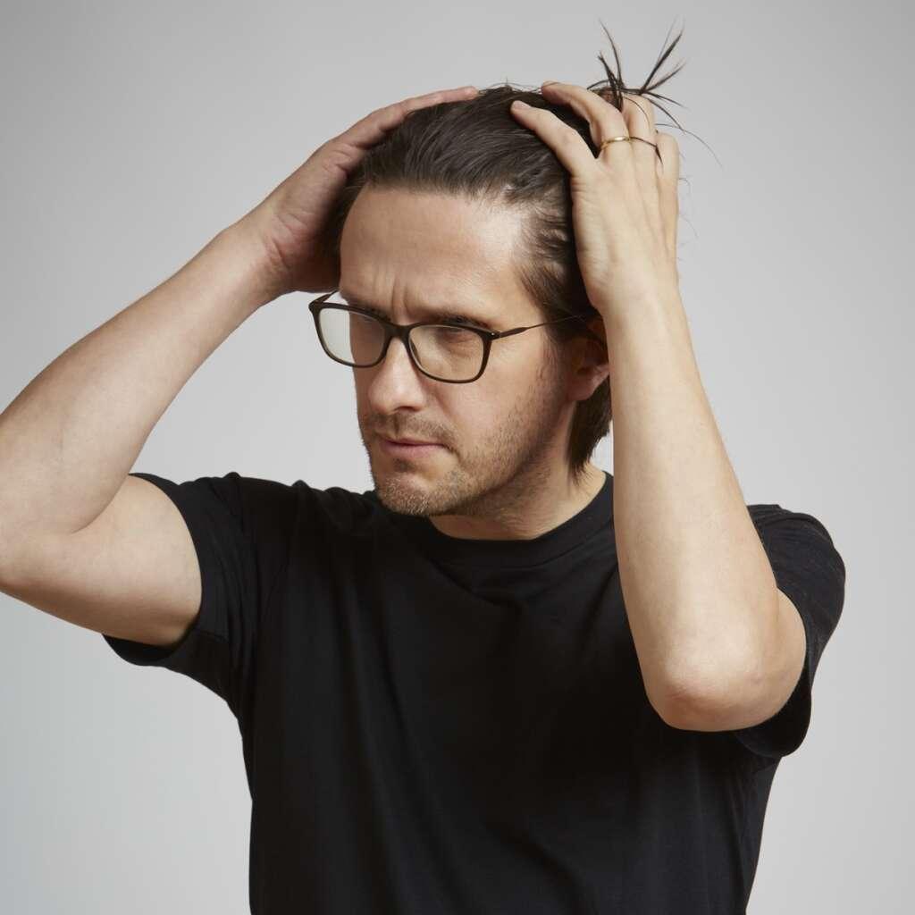 Steven Wilson Porträt Pressebild