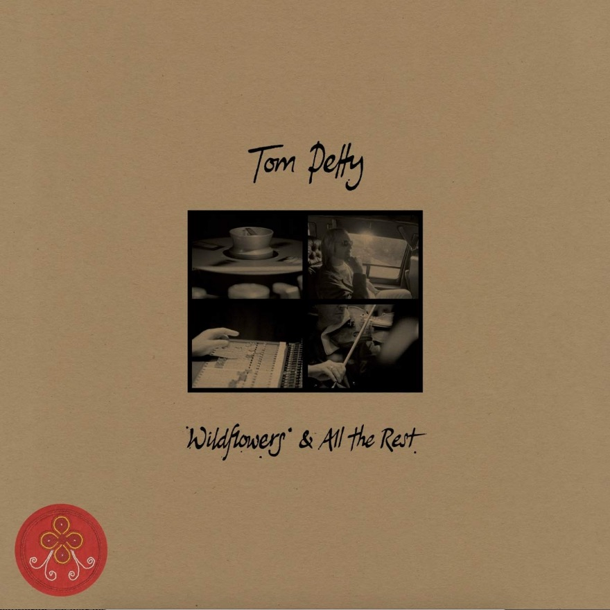 Tom Petty Wildflowers & all the Rest Albumcover