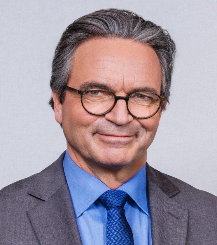 Ulf Schirmer, Intendant der Oper Leipzig